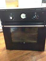 Built in Electric convention oven!