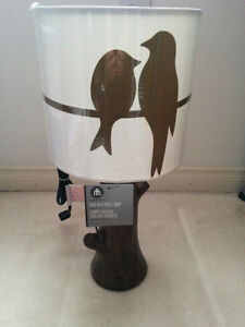 NEW: TABLE LAMPS - $35 EACH (CASH, NO TAX)