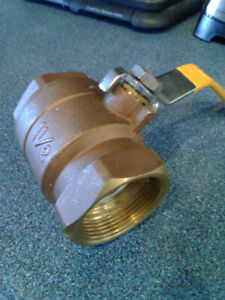 11/2 inch ball valve for sale.