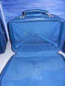 Samsonite Leather Luggage Stratford Kitchener Area image 3