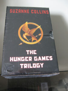 Hunger Games Trilogy Box Set-New and sealed