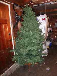 8 Ft. Artificial Christmas Tree