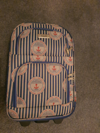 Small cabin suitcase