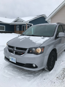 Dodge Grand Caravan retrofit for wheelchair