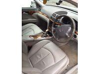 Mercedes E Class E220, Elegance, Diesel 2.1, Leather Seats