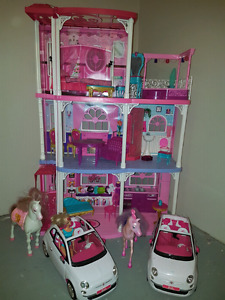 Barbie apartment