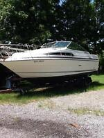1986 Searay Sundancer 24.8