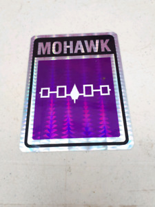 Native Canadian Stickers