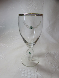 Vintage Waterford Crystal Irish Coffee Goblet