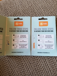 Public Mobile SIM Cards For Free*!