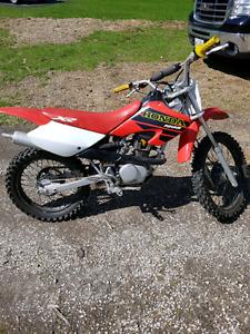 2001 Honda XR 100