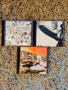 Led Zeppelin cds