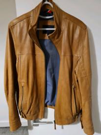 Tommy Hilfiger leather jacket