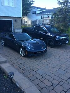 2015 Chevrolet Corvette 4LT Coupe (2 door)