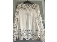 Ladies Brand New Lace Top