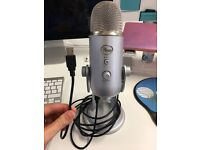 Blue Microphone Yeti £90 original price!