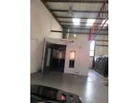 Car sprayer / painter required / panel beater location Hayes