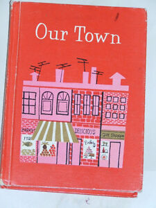 1960s school text book: 'Our Town'