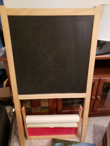 Easel drawing painting for kids