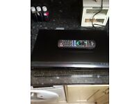 Fantastic Panasonic Freeview/digital Recorder with DVD Player