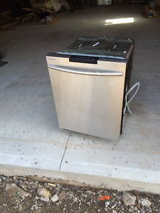 Stainless steel dishwasher Samsung  $ 130