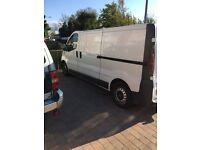 Vauxhall Vivaro 2005 lwb