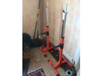 Squat / Bench Press Rack for sale £40