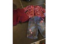 Girls Clothing Bundle 0-12 months