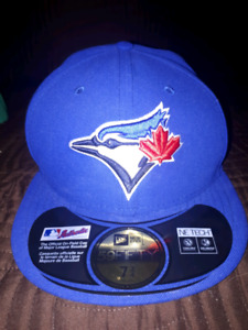 Toronto blue  jays fitted hat new era 59 fifty