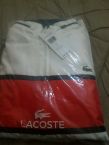 Lacoste jacket  and pant