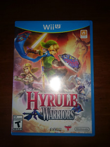 Hyrule Warriors for Wii U for Sale
