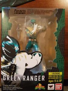 l m Selling My Green Ranger Figuarts Zero Statue