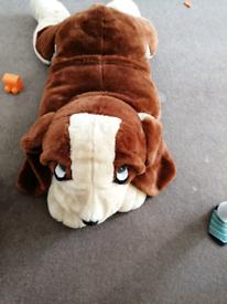Large beethoven teddy