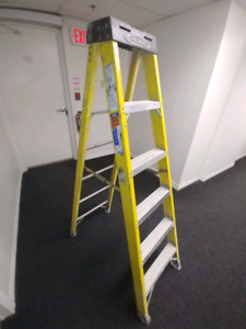 Six Foot Electrician Ladder -Used