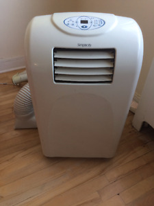 Portable AIR CONDITIONER Danby 5000 BTU