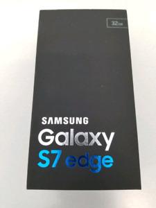 SAMSUNG S7 Edge 32gb - Rogers Locked