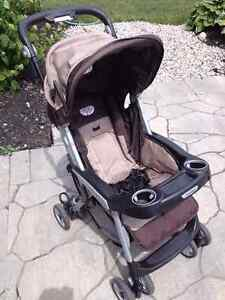 Peg Perego Aria MT Lightweight Stroller Excellent Condition Kitchener / Waterloo Kitchener Area image 1