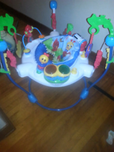 Brand new baby einstein jumperoo , car seat and baby chair