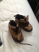 Boys size 12 hiking boot