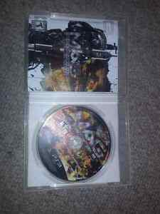 5 barely used ps3 games