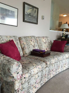 Designer couch - Moving sale