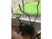 Cross trainer / exercise bike