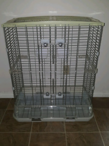 Large vision bird cage