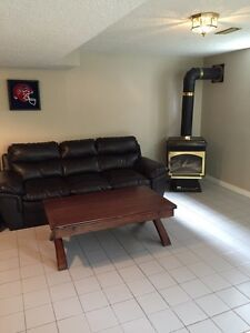 Basement Bachelor unit in great Chippawa location