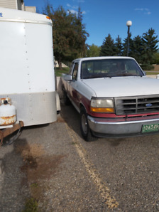 1993 Ford F150 with two fuel tanks $1300 OBO