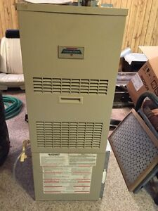 Furnace and a/c, 65k btu and 2 ton