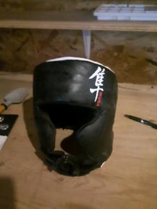 Hyabusa MMA head gear