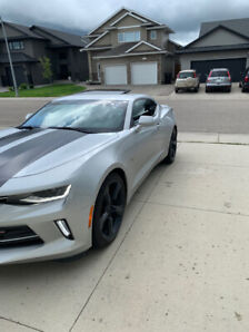 2017 CHEVROLET CAMARO RS 2.0T TECH PACKAGE