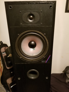 Pair of Mission 763 speakers made in England