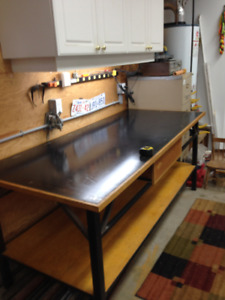 Work Benches (Two)